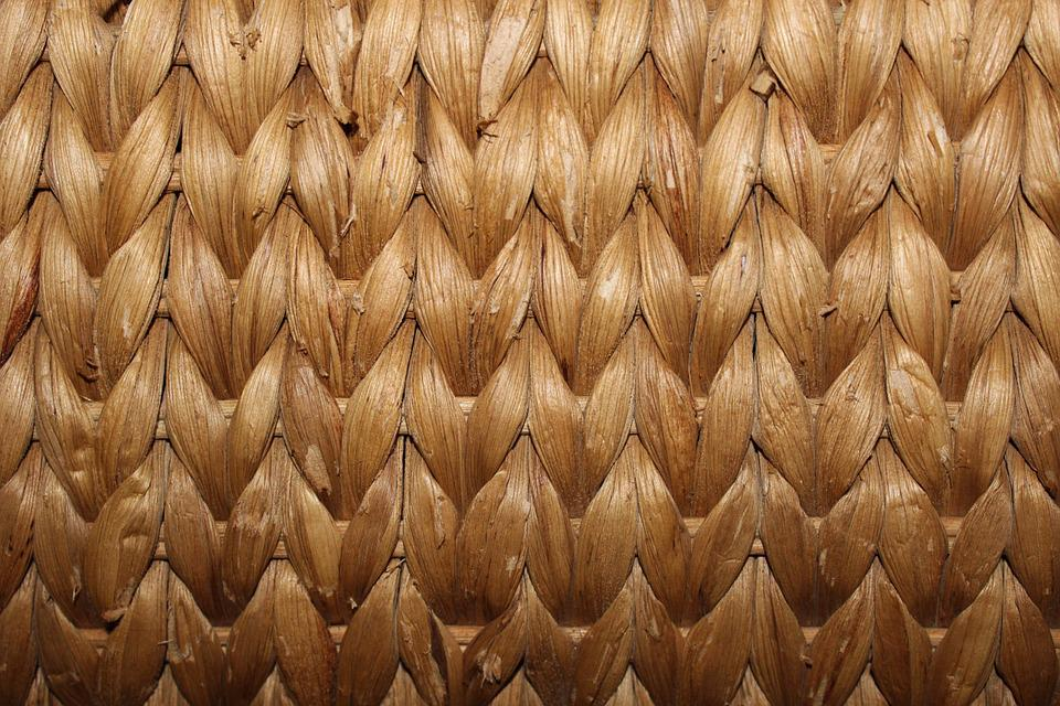 Rattan, Braid, Woven, Structure, Wicker, Pattern