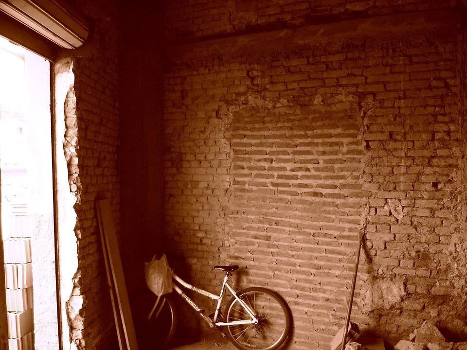 Brick, Work, Pause, Bike