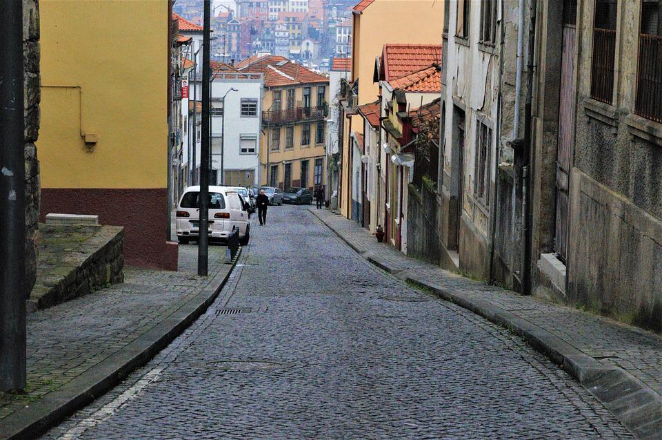 Road, Cobblestones, Paving Stones, Patch, Pavement