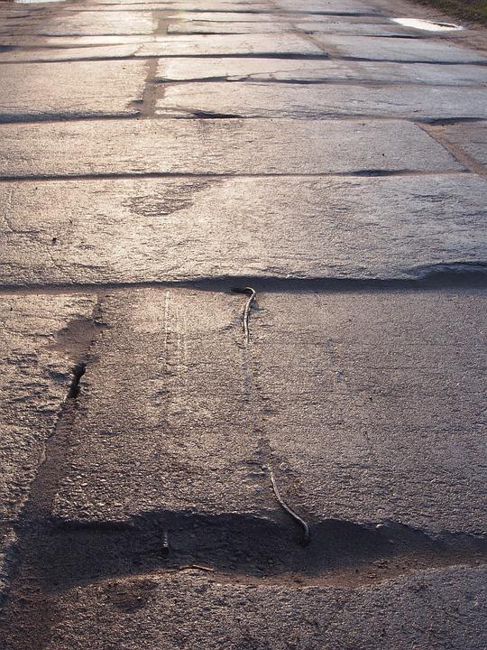 Pavement, Street, Stone