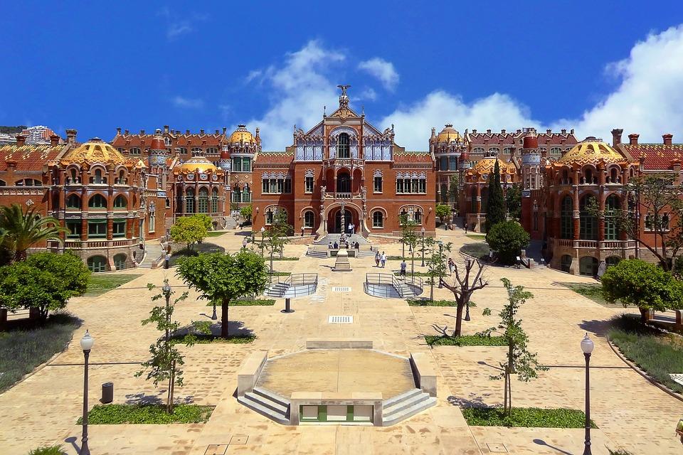 Hospital de Sant Pau Barcelona-Home