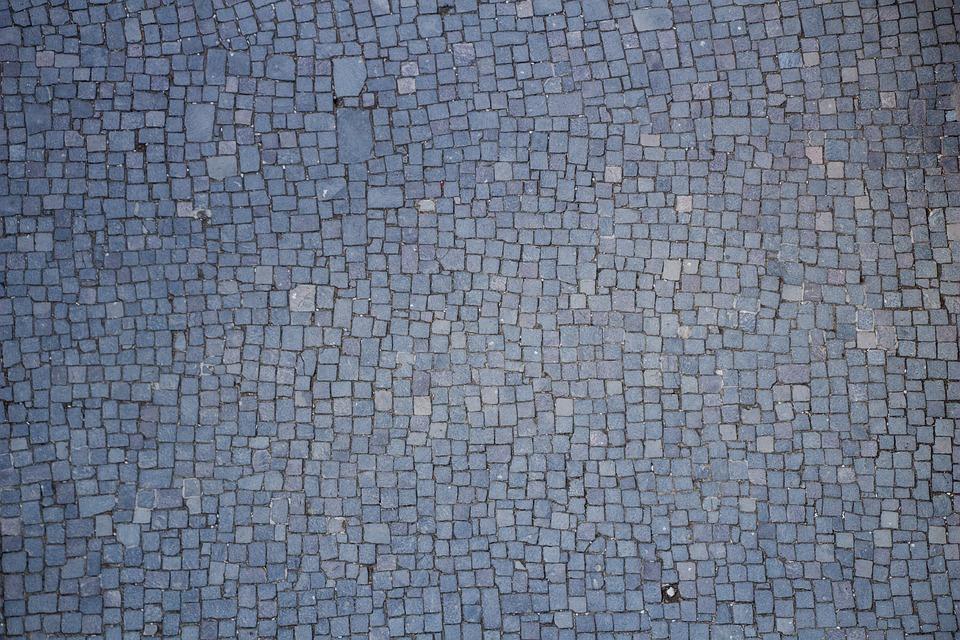 Cobblestone, Stone, Cobble, Pavement, Paving, Surface