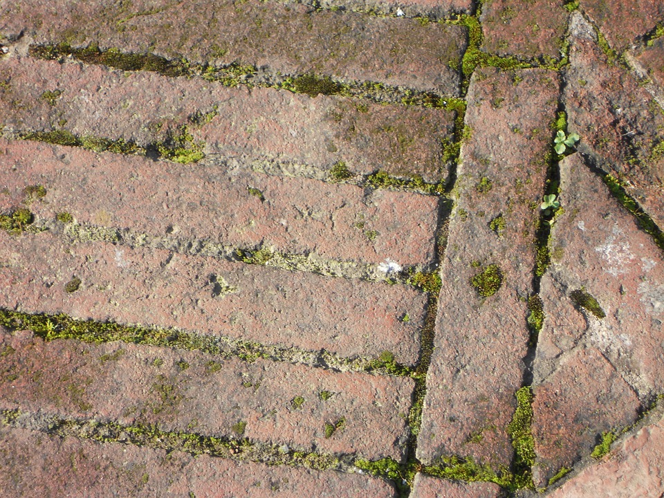 Paving Stone, Stone, Ground, Road, Away, Structure
