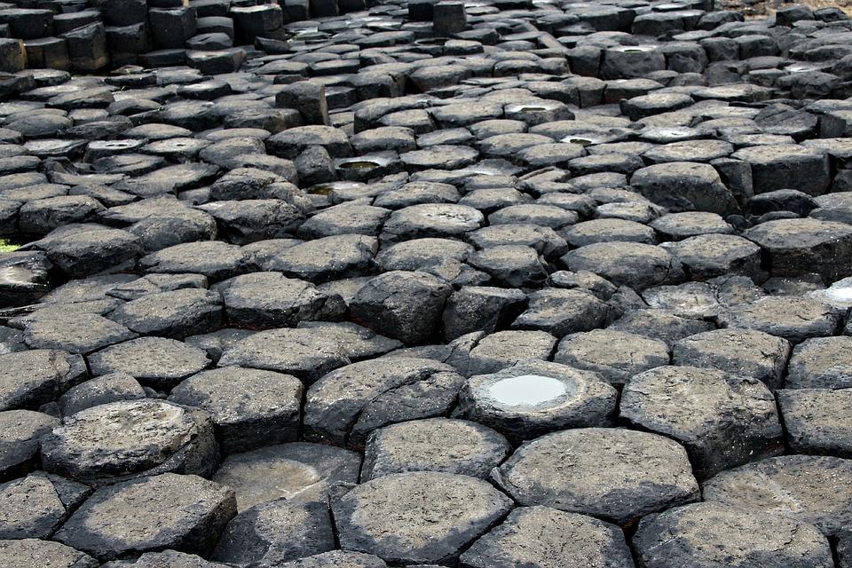 Stone, Paving Stone, Pattern, Rau, Rock