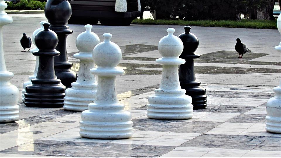 Chess, Pawn, Plan, Mat, War