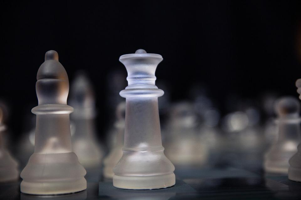 Chess, Game, Pawn, Chessboard, Play, Competition