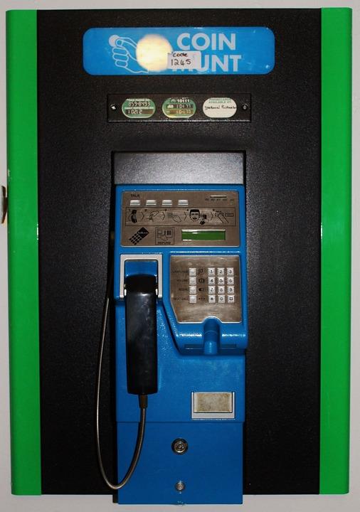 Payphone, Phone, Communication