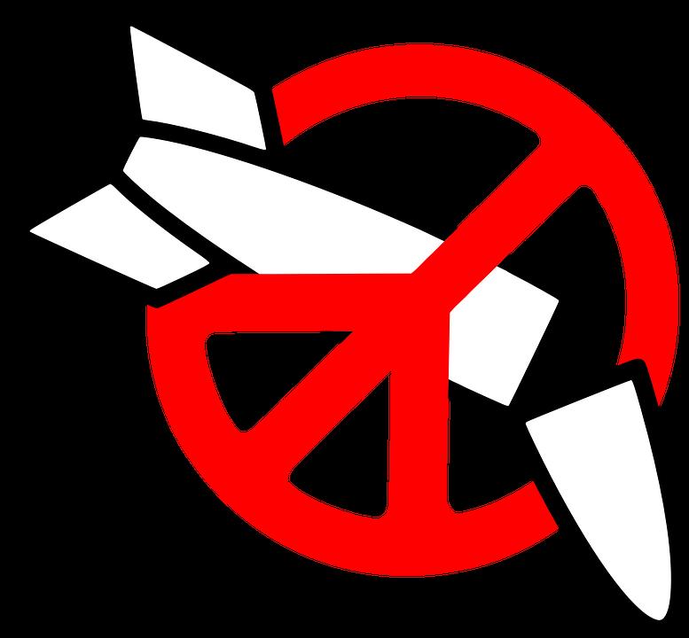 Rocket, War, Against, Imperialism, Peace