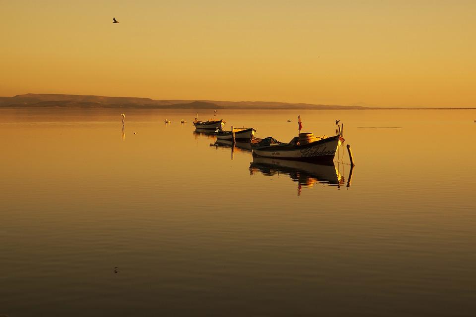 Marine, Boat, Peace