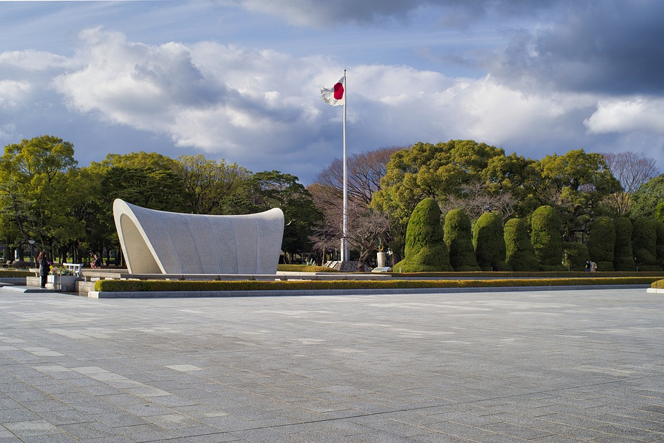 Park, Destination, Memorial, Peace Memorial Park