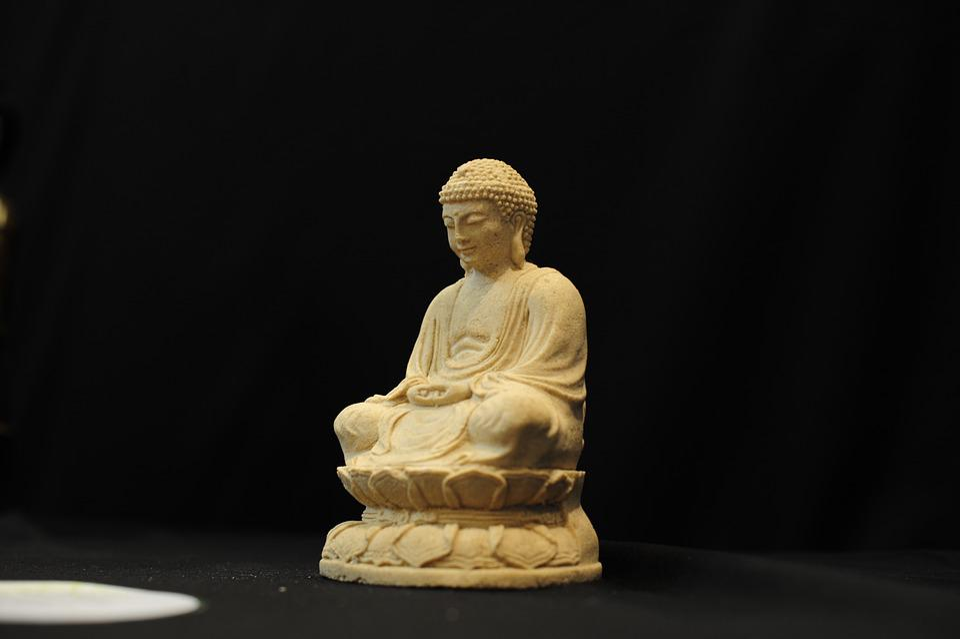 Free photo Peaceful Buddhist Peace Statue Meditation Buddha - Max Pixel