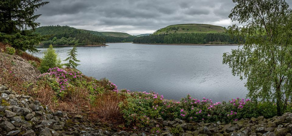 Derwent Reservoir, Peak District, Derbyshire