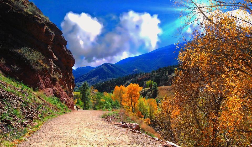 Colorado, Mountains, Landscape, Rocky, Scenic, Peak