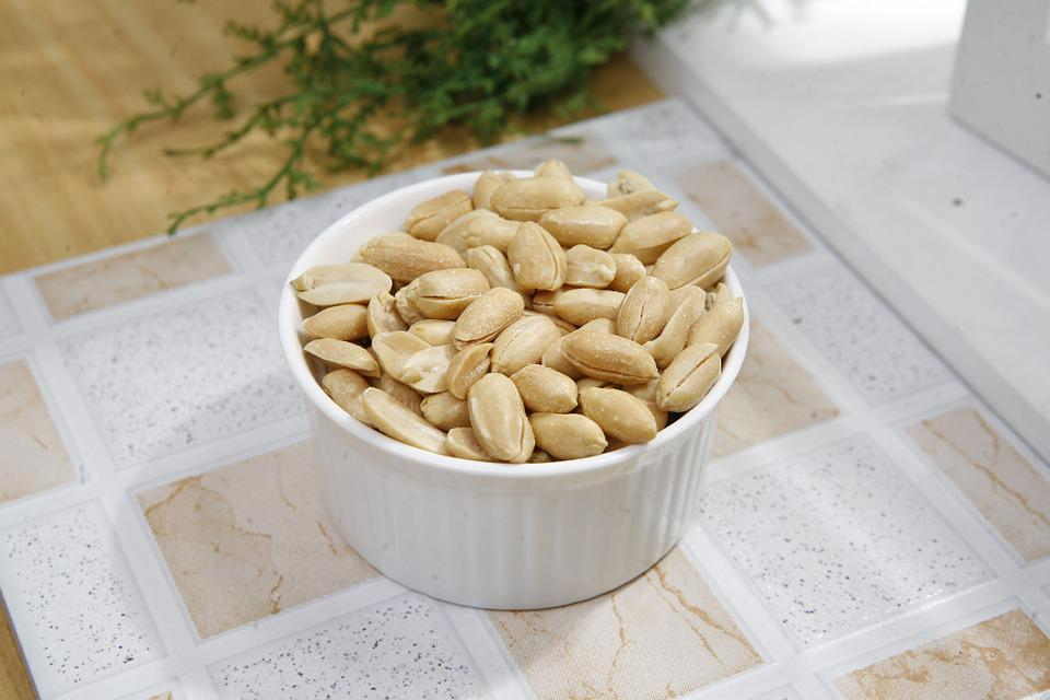Seasoned Peanuts, Peanut