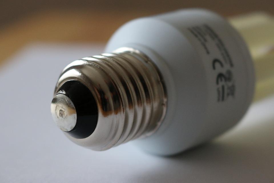 Lamp, Pear, Light, Bulbs, Light Bulb, Thread