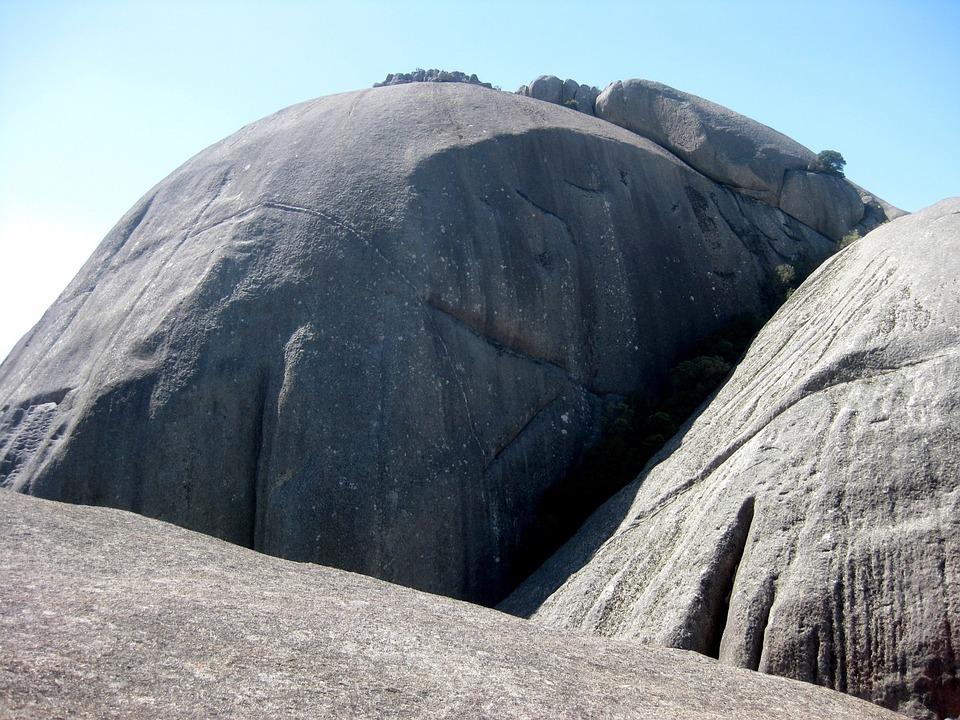 Hill, Boulders, Rock, Rocks, Paarl, Paarl Rock, Pearl