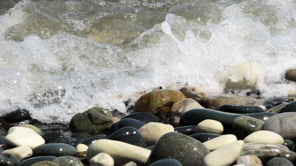 Pebble Beach, Stones, Sea, Beach, Pebble, Nature, Water