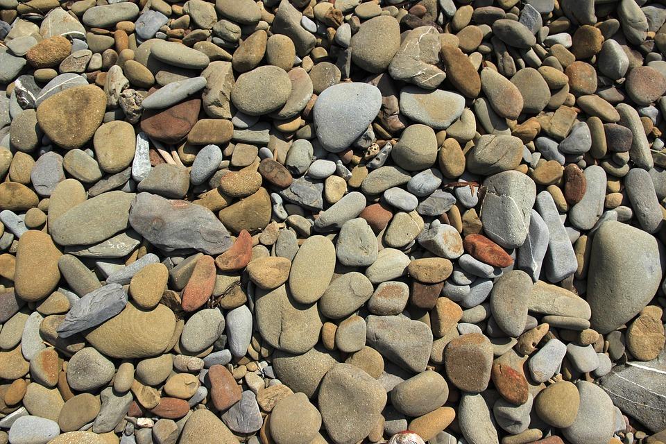 Pebble, Pebbles, Rock, Stones, Background, About, Plump