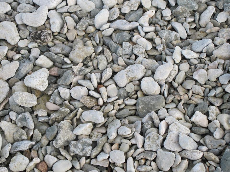 Stones, Pebbles, Beach, Gray, Grey, Ground, Gotland