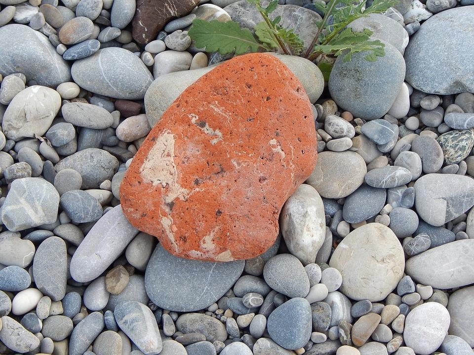 Gravel Bed, Stones, Pebble, Pebbles, Rock, About, River