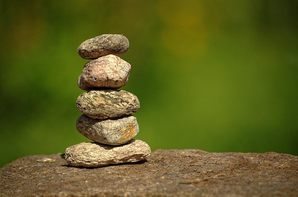 Stone Troll, Stone, Nature, Stone Sculpture, Pebbles