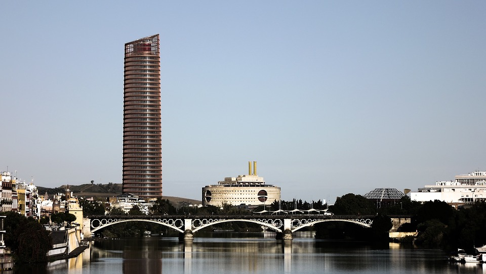 Tower, Pelli, Seville