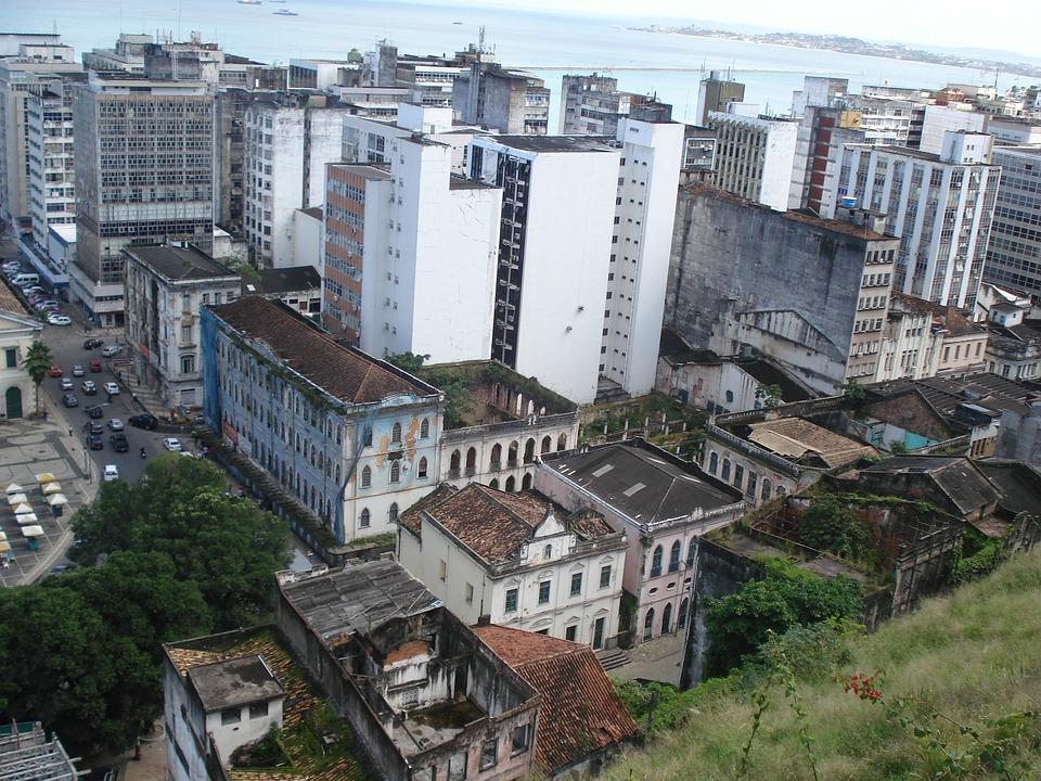Pelorinho Salvador De Bahia, City, Streets