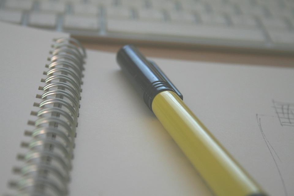 Sketch, Paper, Notes, Drawing, Design, Designer, Pen