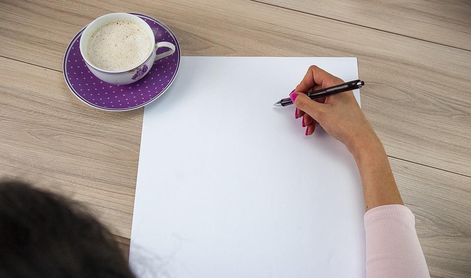 Text, Card, Paper, Writing, Pen, Work Desk