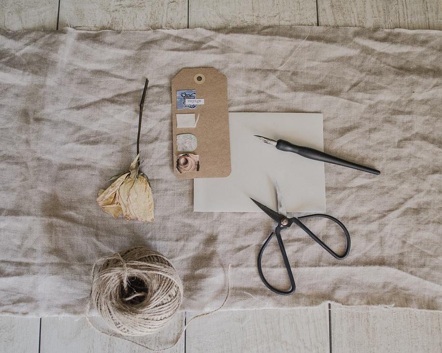 Ephemera, Pen, Desktop, Table, Write, Note, Blog