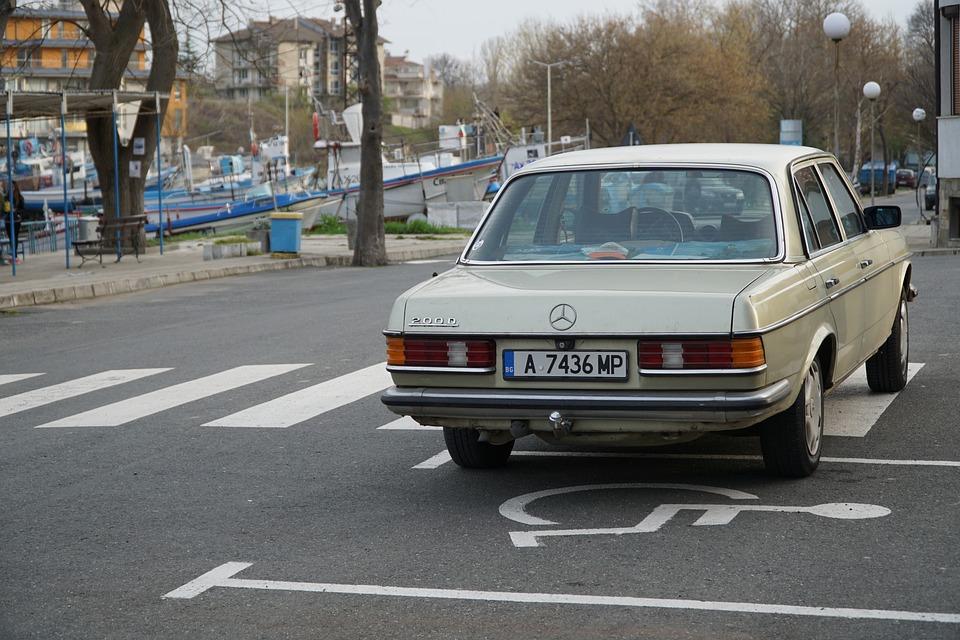 Car, Road, Street, Asphalt, Bad Driver, Penalty
