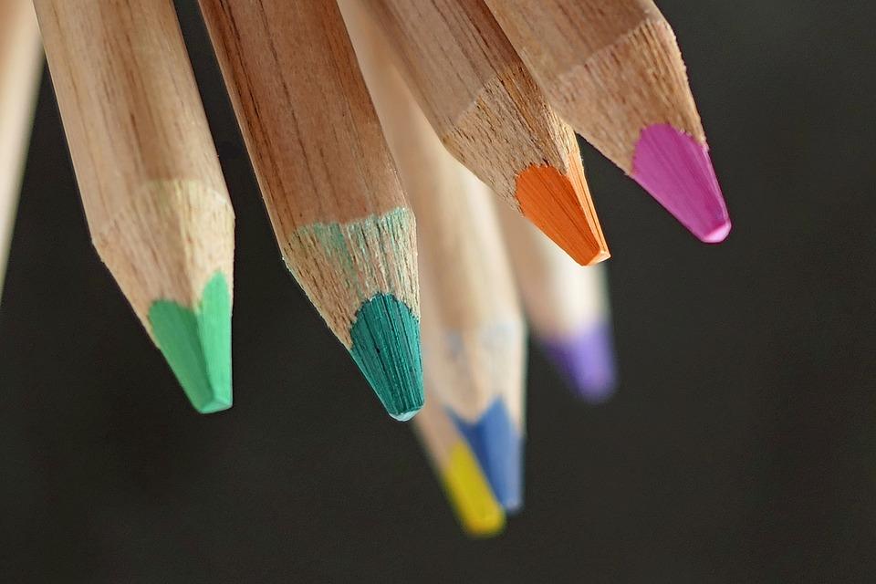 Wood, Pencil, Education, Cross, Creativity, School