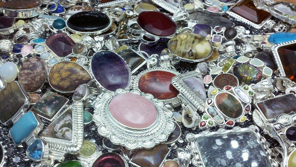 Gemstones, Stones, Pendants, Jewelry, Jewellery, Jewels
