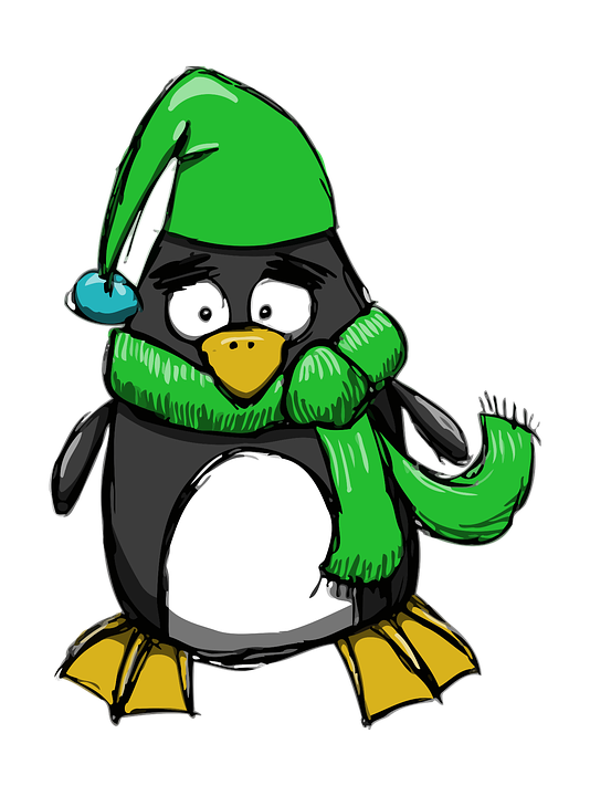 Animal, Anthropomorphized Animals, Bird, Penguin