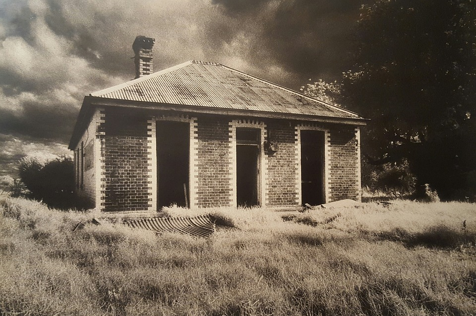 Derelict House, Penrith, Now Gone