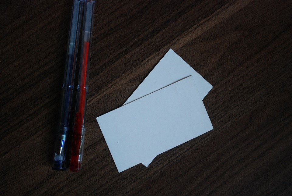 Pen, Pens, Gel, Business Card, Business Cards