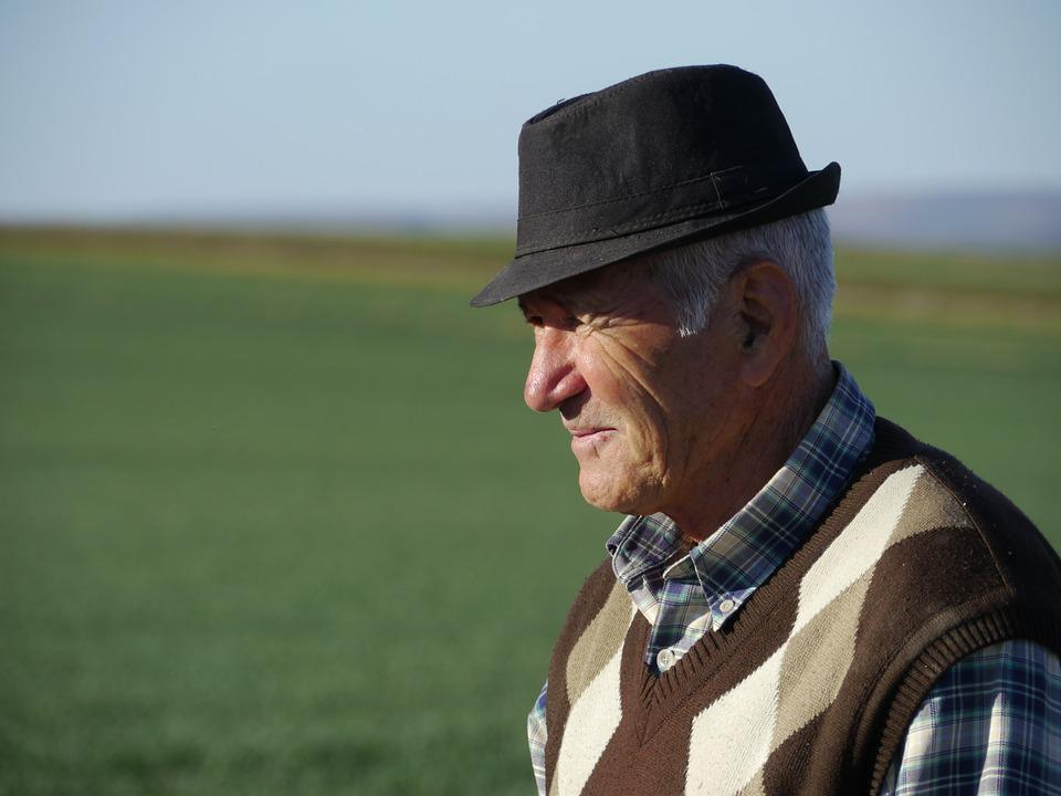 Man, Age, Turk, Portrait, Male, Pensioners, Sad