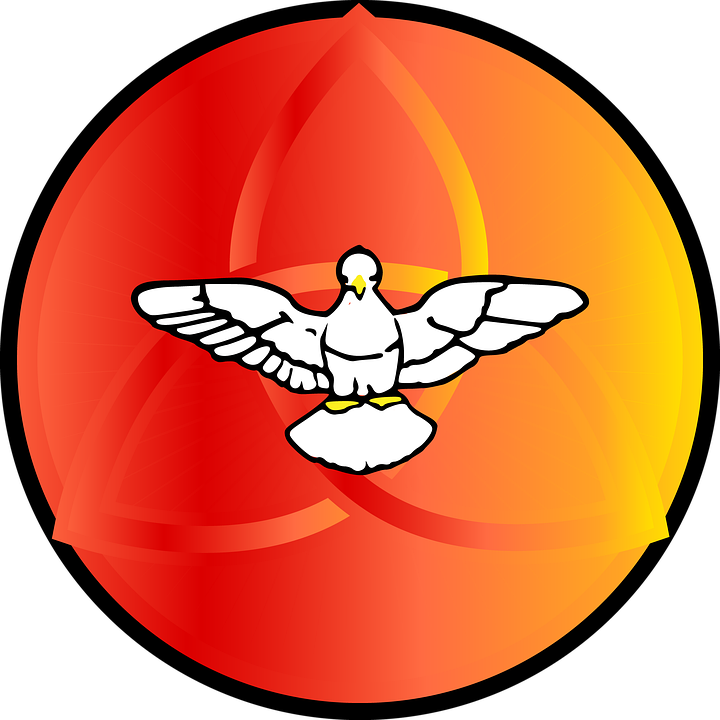 Pentecost, Trinitatis, Dove, Trinity, Christianity