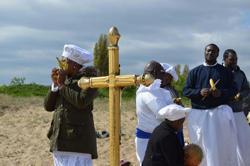 People, Man, Religion, African, Christian, Beach, God