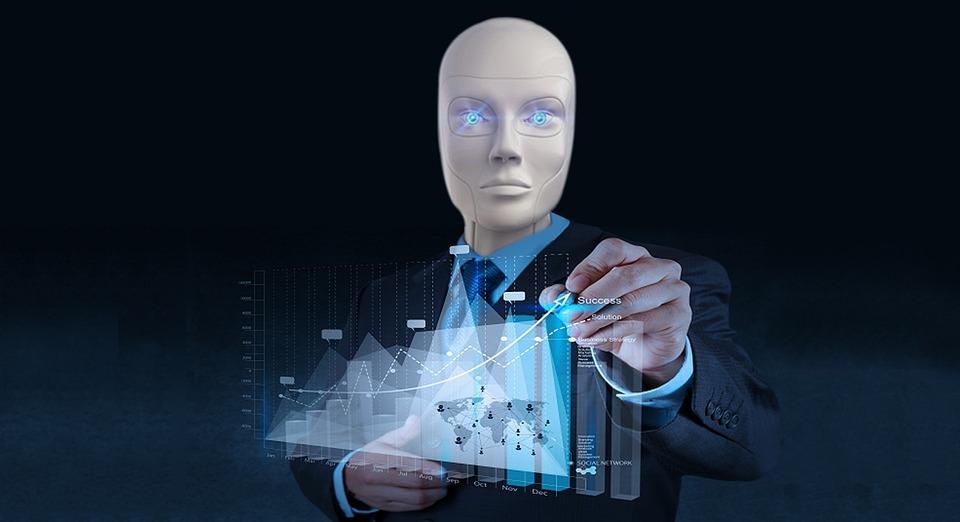 Ai Monitoring, Desktop, Business, Man, People, Graph