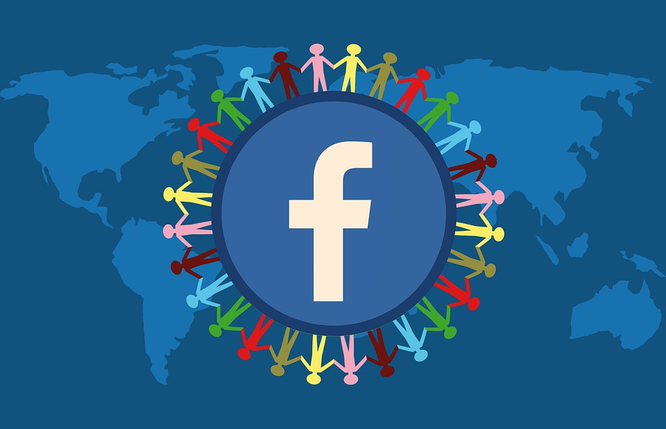 Facebook, People, World, Unity, Around, Happy, Earth