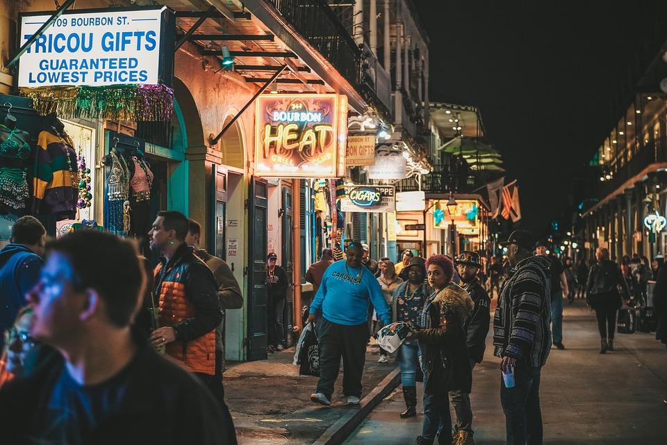 People, Market, Buyer, Street