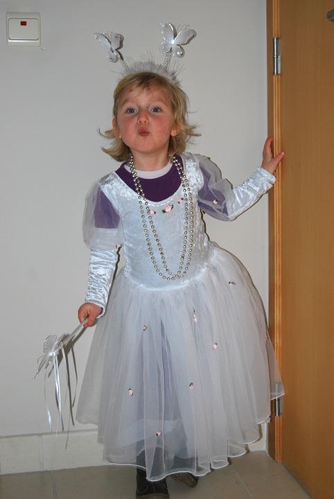 Child, Princess, Fairy, People