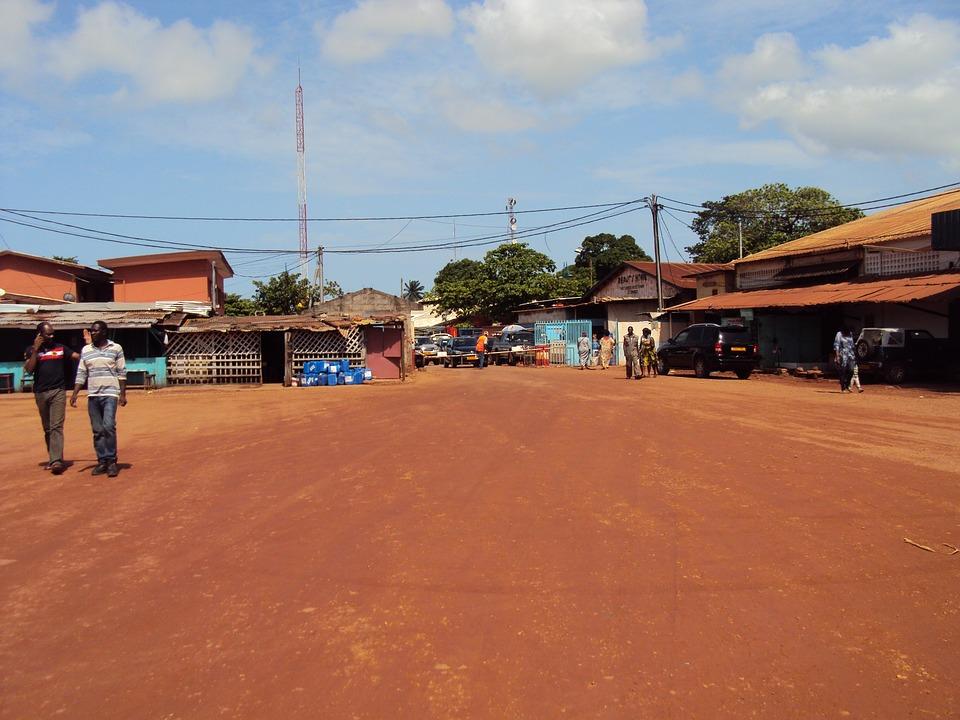 Africa, Gabon, People, Travel