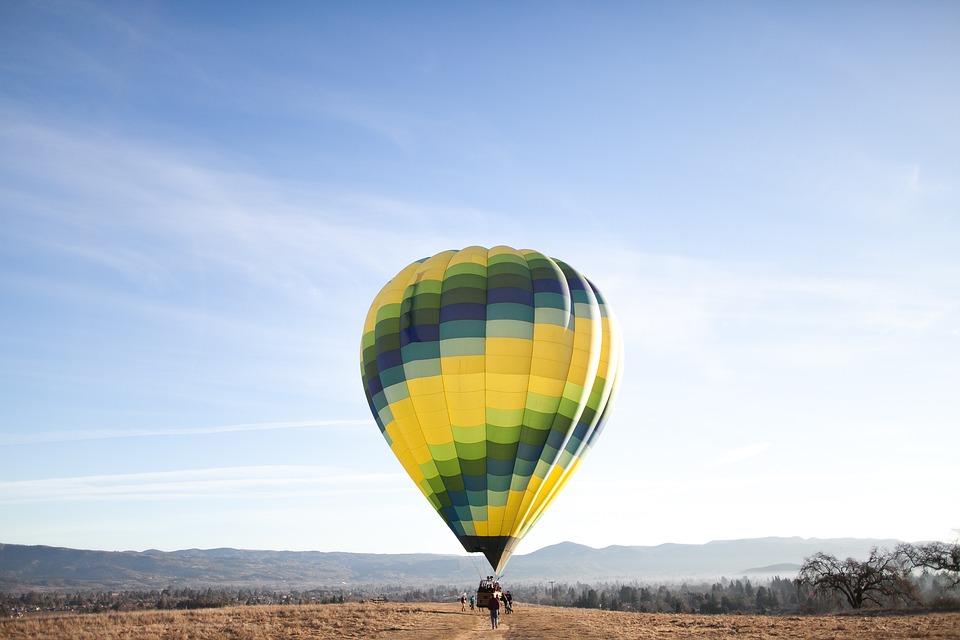 Adventure, Balloon, Hot Air Balloon, People, Sky