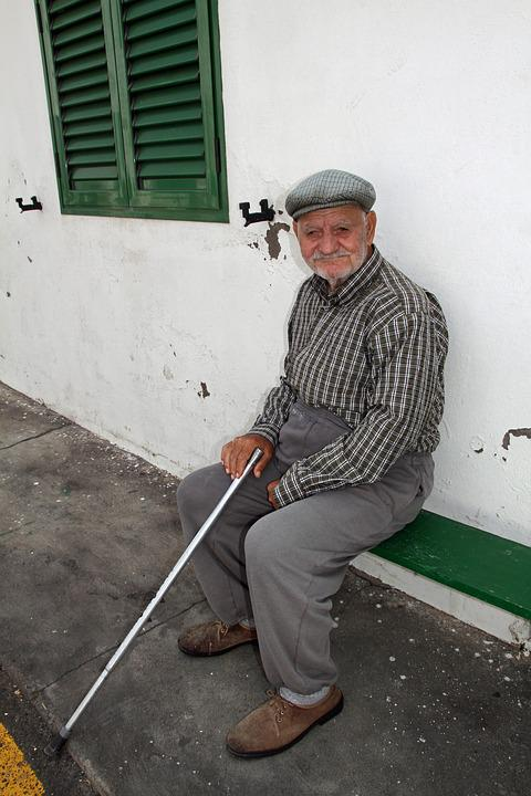 Man, Spanish, People, Hispanic, Male, Old
