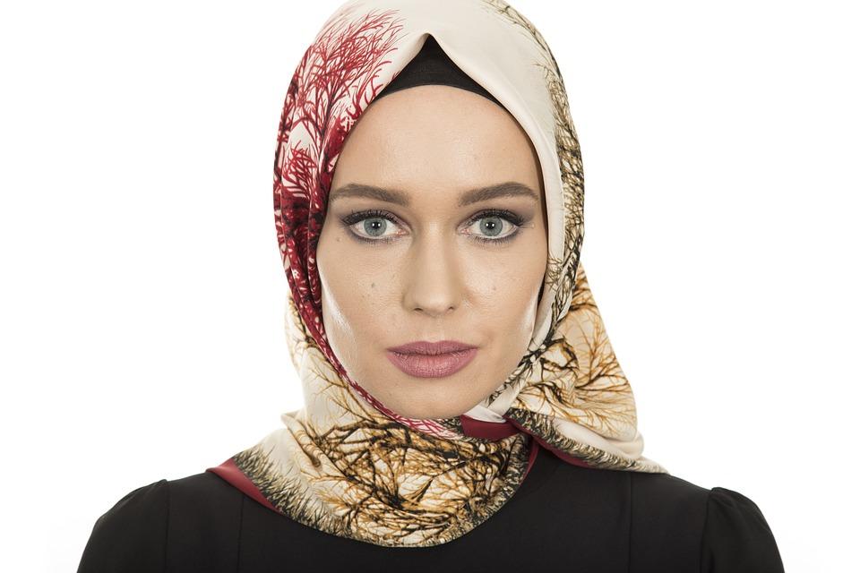 Model, Women's, Islam, Muslim, Young Girl, People