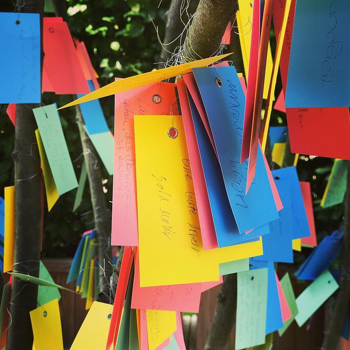 Wish Tree, Wishes, List, Fun, People Of Color, Desire