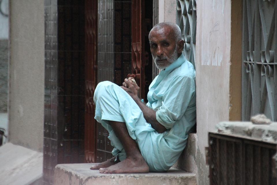 Old Man, People, Person, Human, Homeless, Beggar, Poor