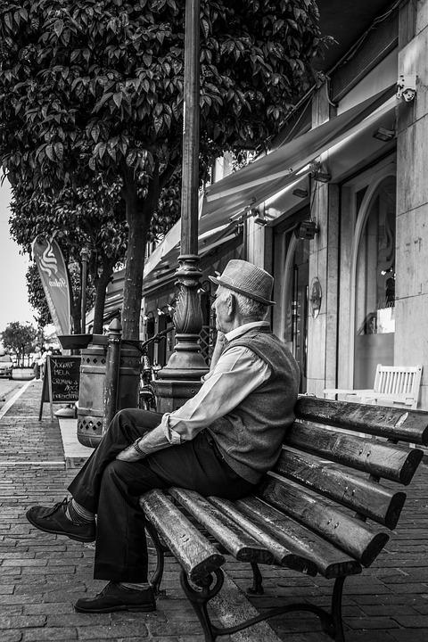 Man, Old, Elderly, Portrait, People, Male, Life, Senior